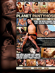The biggest collection of pantyhose sex videos worldwide
