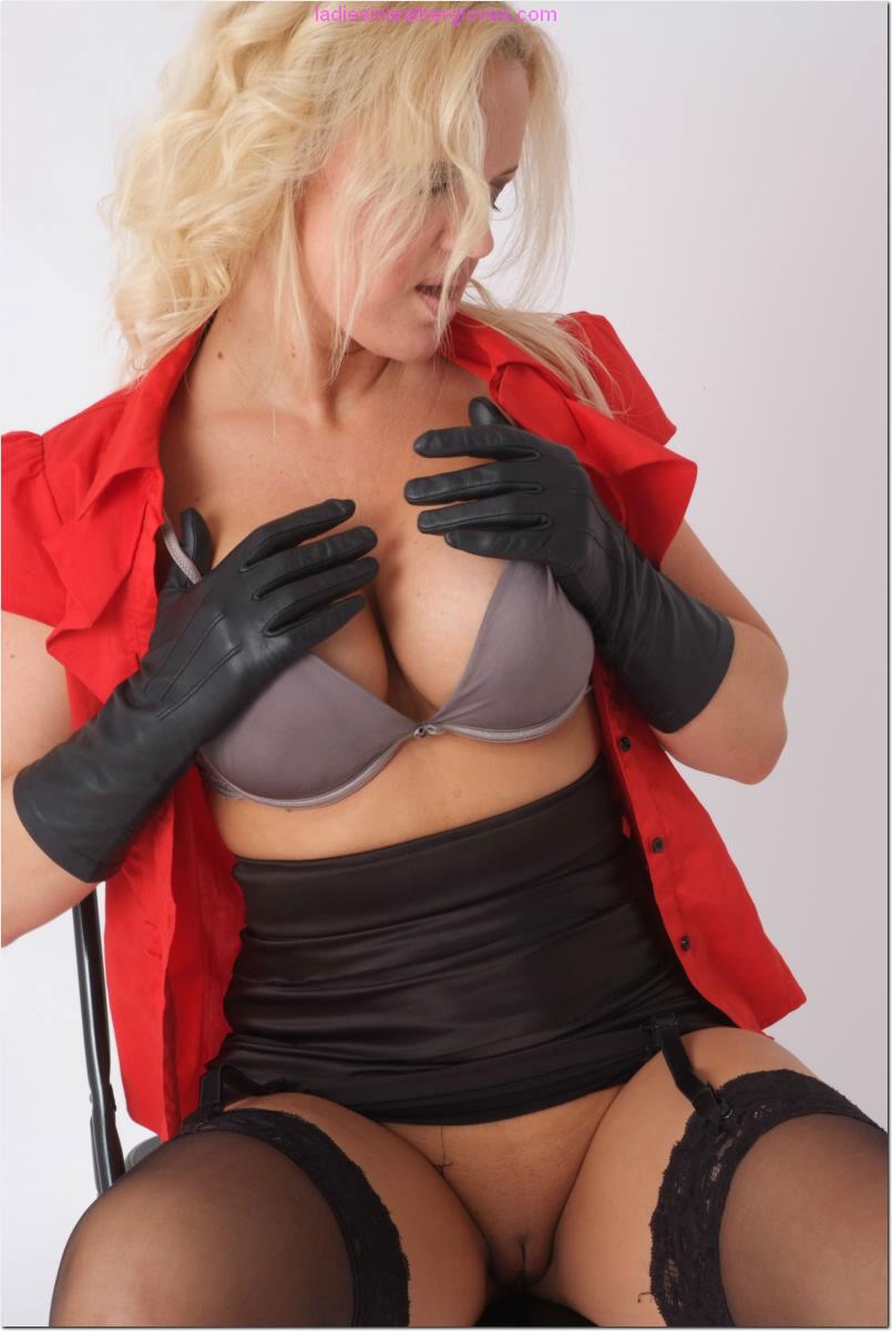 leather fetish porn