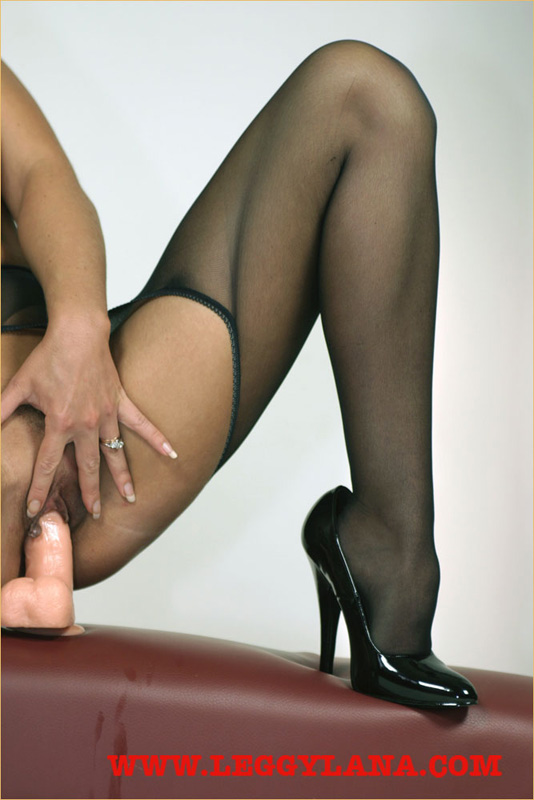 Pantyhose and models over 18