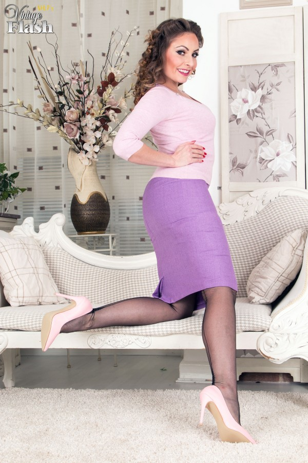 girdles Sophia delane vintage flash